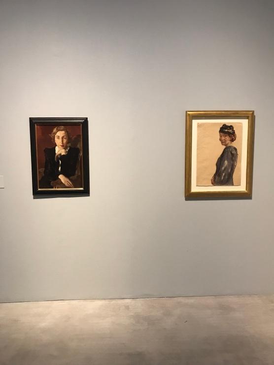 Lotte Laserstein Portraits